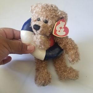 """Beanie baby TY """"Sunny day are here again """"bear"""